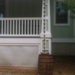 Rain Chains - Lakeshore Gutter